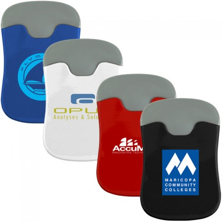 Imprinted ID and Credit Card Holder