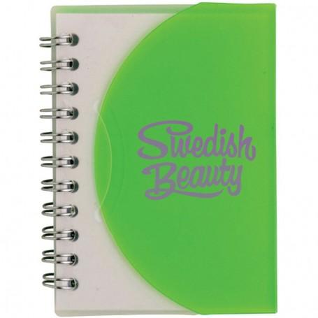 Imprinted Mini Write-Away Notebook