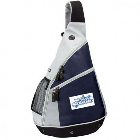 Imprinted Sling Backpack