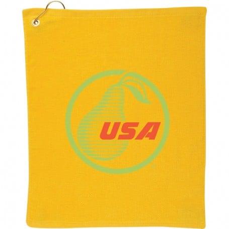 Imprinted Terry Golf Towel