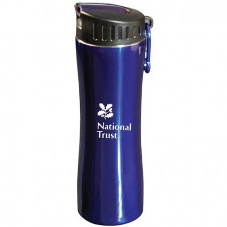 Imprinted Curvz Stainless Water B