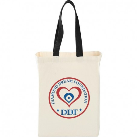 Imprinted The Cotton Grocery Tote