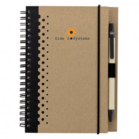 Promotional Hard Cover Junior Notebook