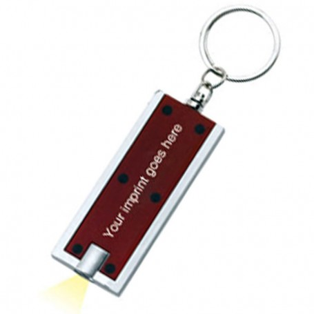 Keychain with LED Light