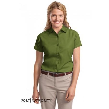 Port Authority Ladies' S-Sleeve Easy Care Shirt