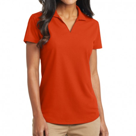 Port Authority Ladies Dry Zone Grid Polo (Apparel)
