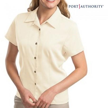 Ladies Custom Camp Shirt