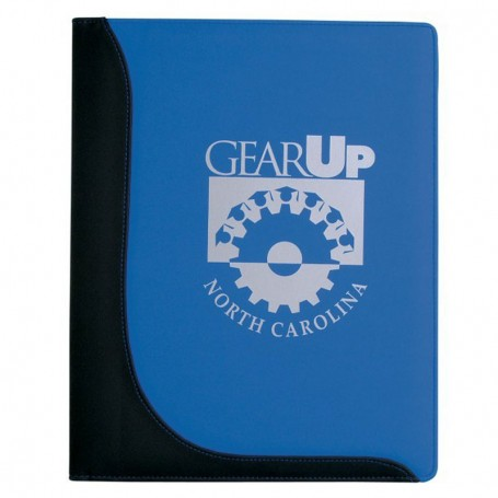 Engraved Executive L-Curve Padfolio