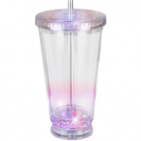 16 oz. Light-Up Tumbler