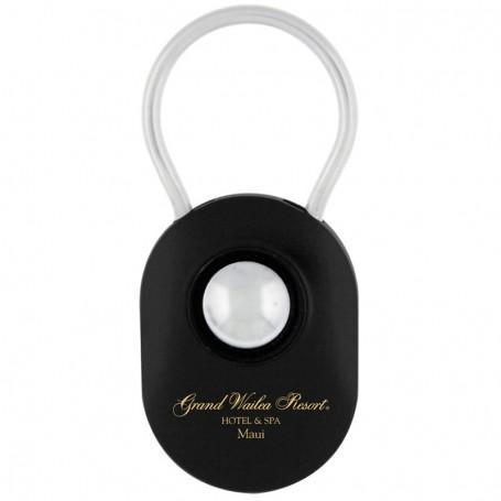 Logo Ball Key Chain