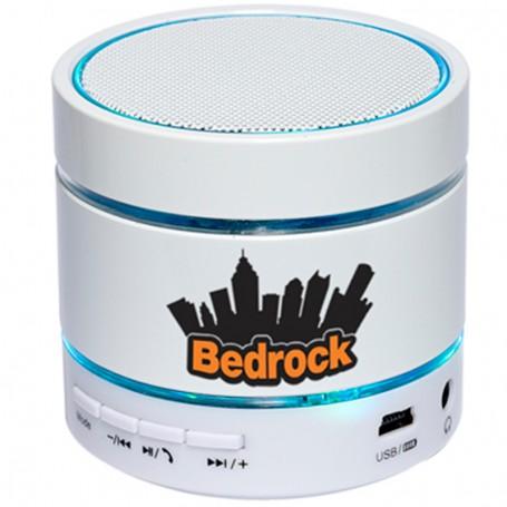 Logo Disco Lights Bluetooth® Speaker