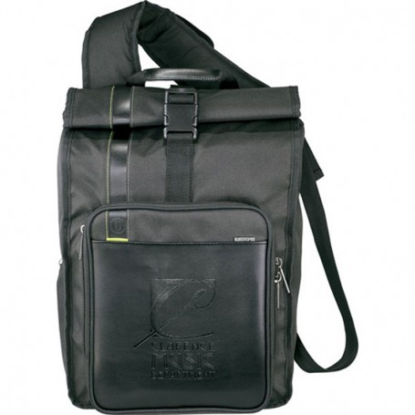 Logo Disrupt Recycled Compu-Sling Backpack