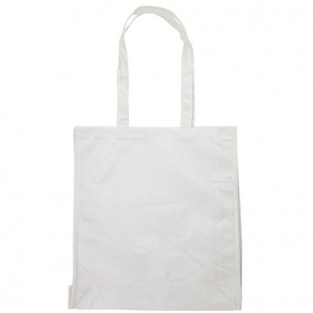 Logo Recycled Tote Bag