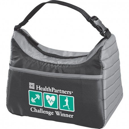 Logo Stay Puff Lunch Cooler Bag