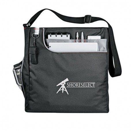 Logo Transpire Deluxe Business Tote