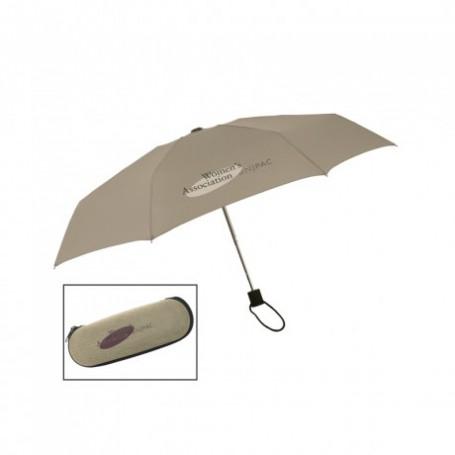 """Logo Urban 40"""" Arc Executive Mini Fold Umbrella"""