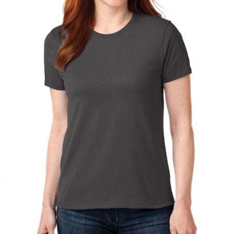 Port & Company Ladies 50/50 Cotton/Poly T-Shirt (Apparel)