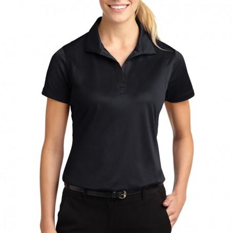 Sport-Tek Ladies Micropique Sport-Wick Polo
