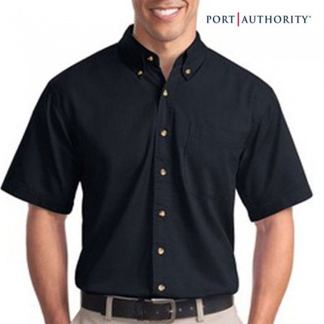 Port Authority Short Sleeve Twill Shirt