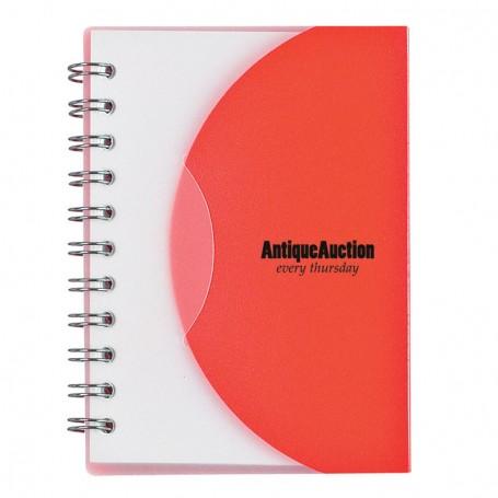 Custom Logo Mini Spiral Notebook
