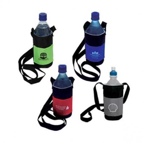 Monogrammed Bottle Caddy