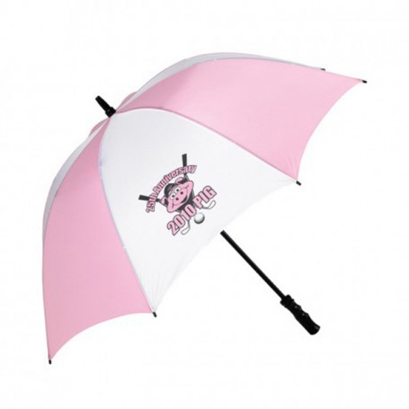 "Monogrammed Force 58"" Arc Golf Umbrella"