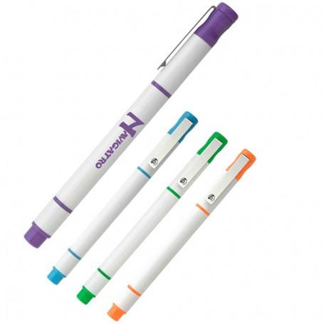 Monogrammed Gemini Pen and Highlighter