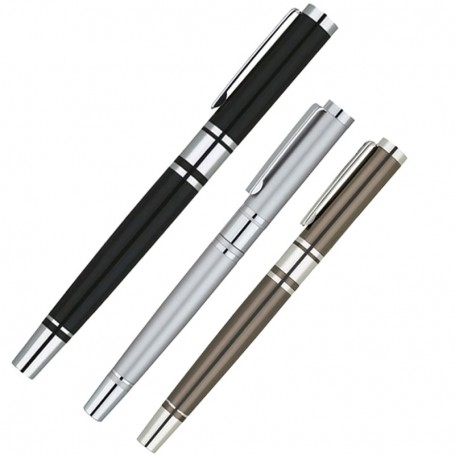 Monogrammed Rollerball Pen