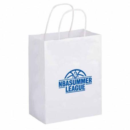Monogrammed-White-Kraft-shopping-bags