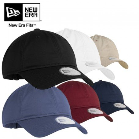 New Era® Adjustable Unstructured Cap