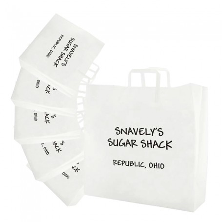 Printable-Frosted-Tri-fold-Handle-Shopping-Bags