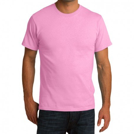 Port & Company Essential 100% Organic Ring Spun Cotton T-Shirt (Apparel)