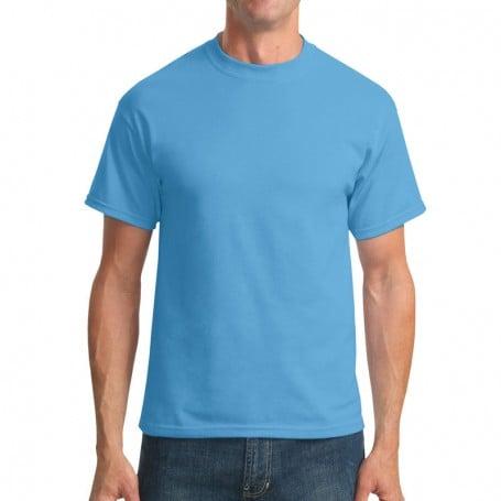 Port & Company - 50/50 Cotton/Poly T-Shirt (Apparel)