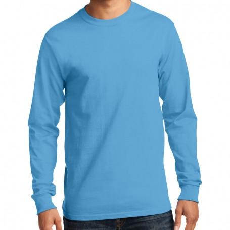 Port & Company - Long Sleeve Essential T-Shirt (Apparel)
