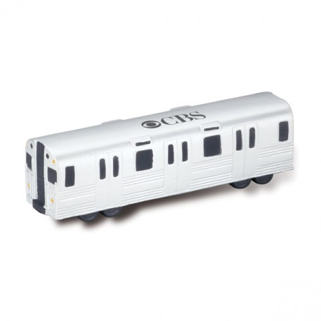Personalized Express Train Stress Reliever