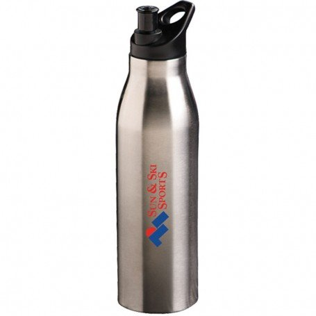 Personalized Stay Cool Stainless Sport Bottle
