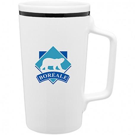 18 oz Tecla Ceramic Mug
