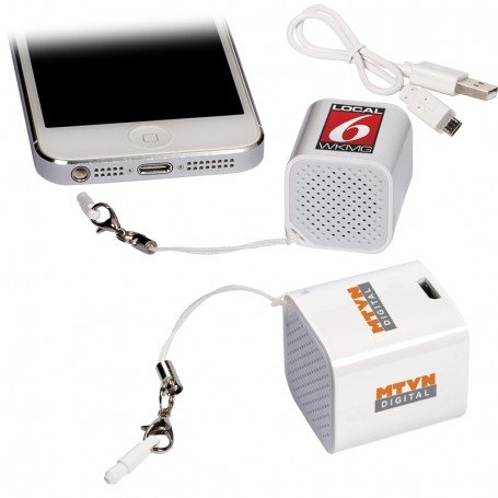 Custom Logo Micro-Boom Wireless Speaker