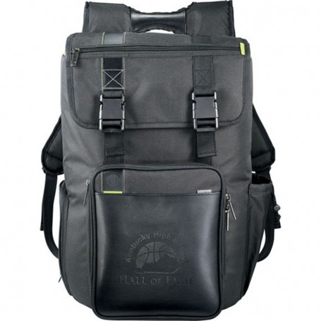 Printable Disrupt Recycled Cargo Compu-Backpack