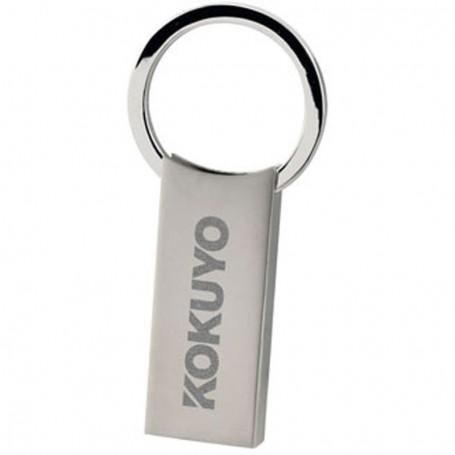 Printable Pull-n-twist Metal Keychain