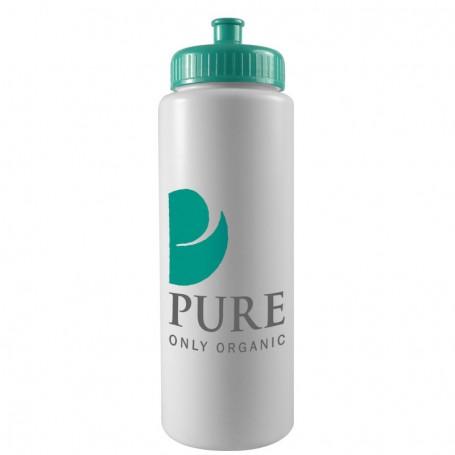 Printable 32 oz. BPA Free Colors Sports Bottle