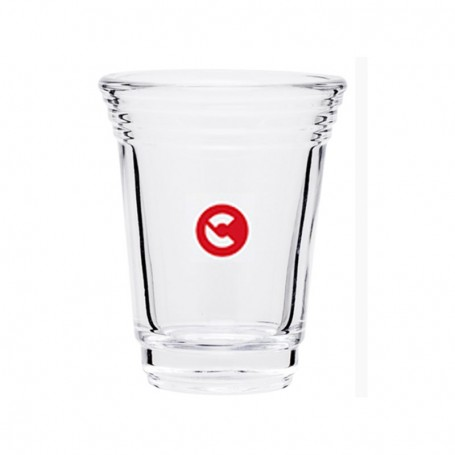 2 Oz Player Shot Glass