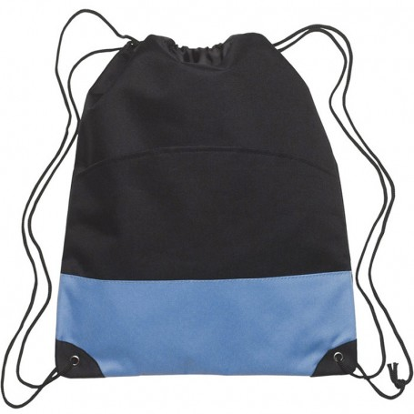 Printed Drawstring Heavy Duty Drawstring Bag