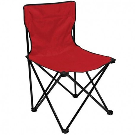 Printed Economy Folding Chair