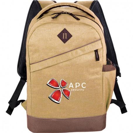 Printed Graphite Compu-Backpack