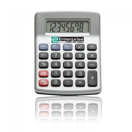 Custom Printed Mini Desktop Calculator