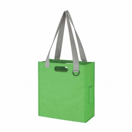 Printed Non-Woven Expedia Tote Bag