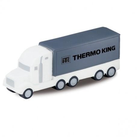 Printed Semi-Truck Stress Reliever