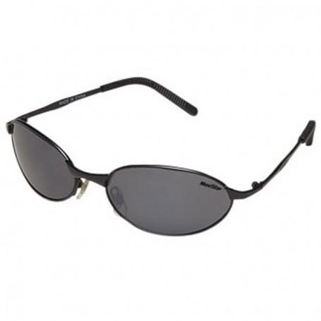 Printed Sunglasses Dark Lenses and Black Frames