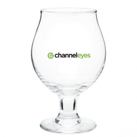 Promo 13 oz. Belgian Glass